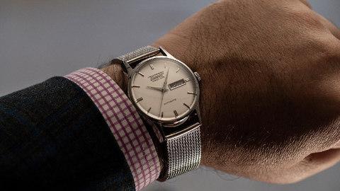 Как отличить подделку часов Tissot