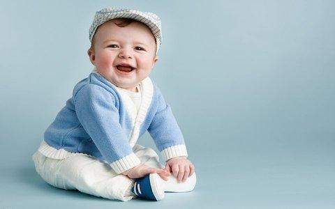 Развитие малыша в 7 месяцев.