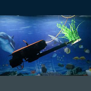 Подводный Titan снабдили роботизированной рукой