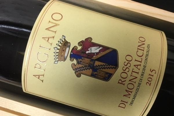 Вино недели с 9 октября - Argiano Rosso do Montalcino