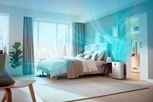 Philips анонсировала модернизированный климатический комплекс AC2721