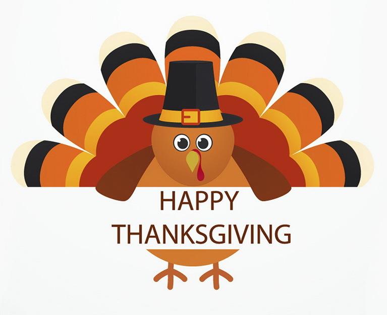 Поздравляем Вас с днем благодарения!