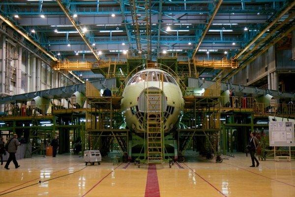 Топливозаправщик Ил-78М-90А завершил наземные испытания