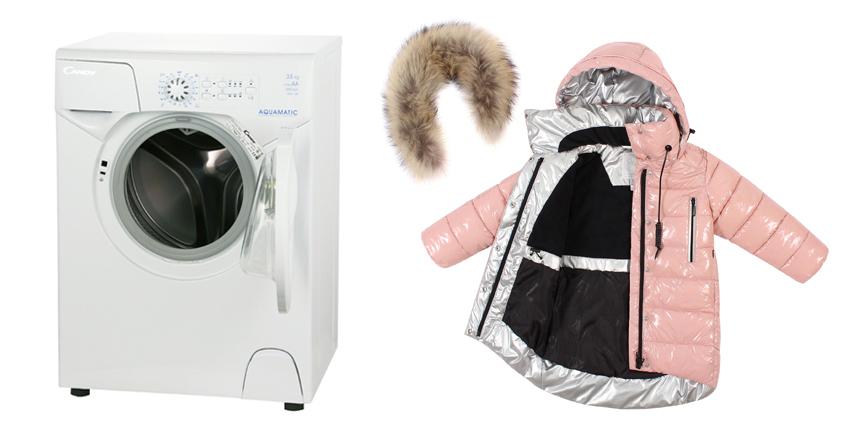Как правильно ухаживать за верхней детской одеждой