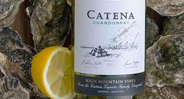 Вино недели с 28 мая - Catena Chardonnay 2016