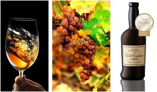 Vin de Constance 2014 стало лучшим сладким вином мира по версии Decanter