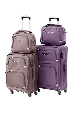 Выбираем чемодан с бьюти-кейсом