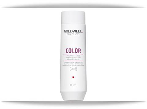 Фотообзор на шампунь для окрашенных волос Goldwell