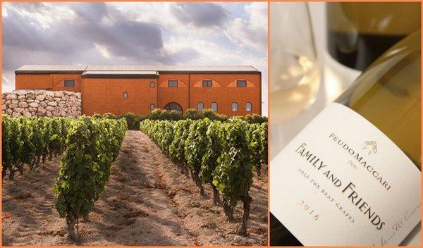 Вино недели - Feudo Maccari Family and Friend 2016