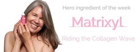 Два популярных антивозрастных пептидных продукта: Matrixyl 3000™ И Matrixyl Synthe'6