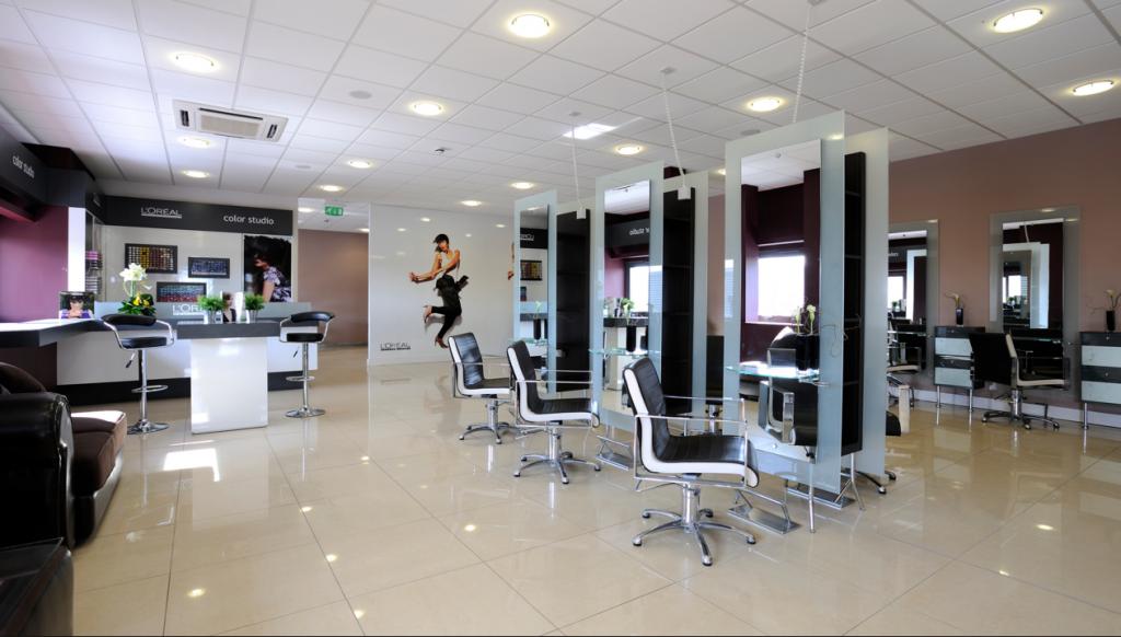 Вентиляция салонов красоты и парикмахерских