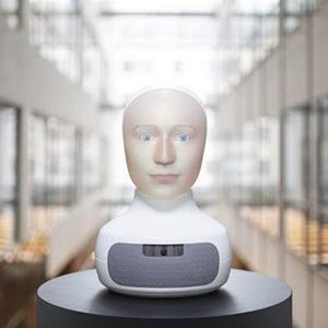 Новое лицо для робота от Furhat Robotics