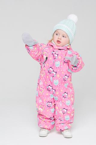 Зимний комбинезон Крокид для малышей