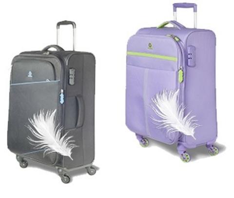 Лёгкие и облегчённые чемоданы