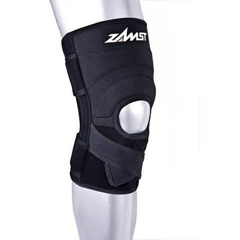 Тестирование коленного бандажа ZAMST ZK-7