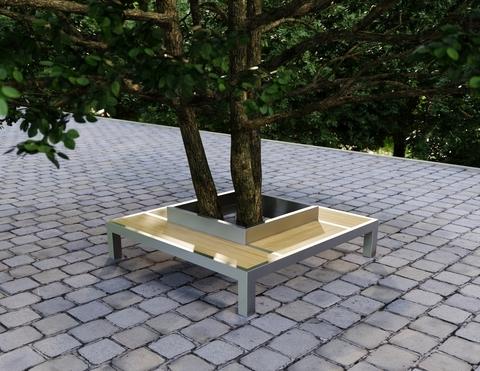 TRIF-MEBEL  | Городская уличная мебель от Российского производителя