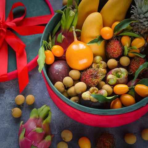 Доставка спелых и сочных фруктов