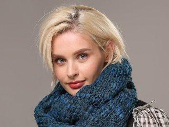 Какой вязаный шарф приобрести к пальто