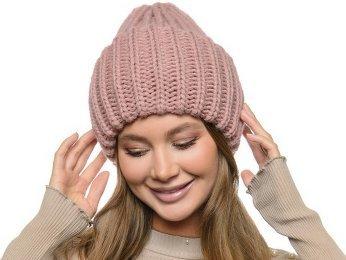 Теплая шапка на зиму - незаменима в морозные дни
