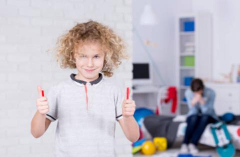 Как правильно реагировать, если ребенок потерял или испортил дорогую вещь?