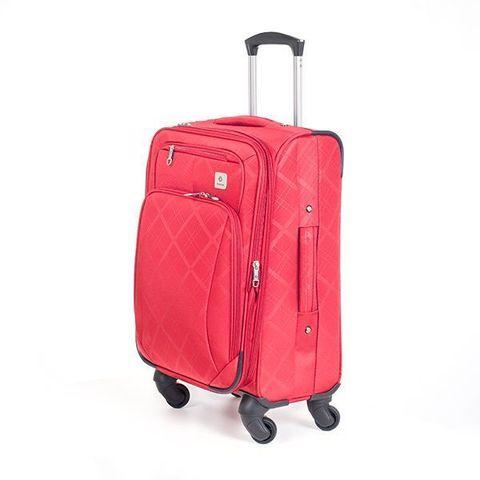 Женские чемоданы на колёсах, какие они
