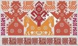 Орнамент русской народной вышивки