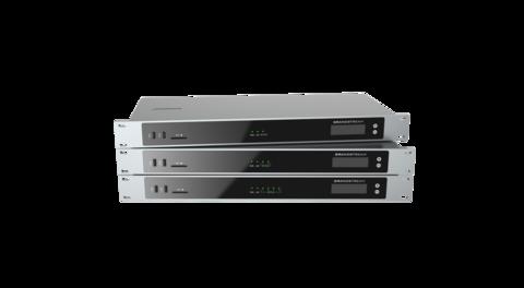 Компания Grandstream Networks Inc. объявила о выпуске нового цифрового IP шлюза E1/T1/J1