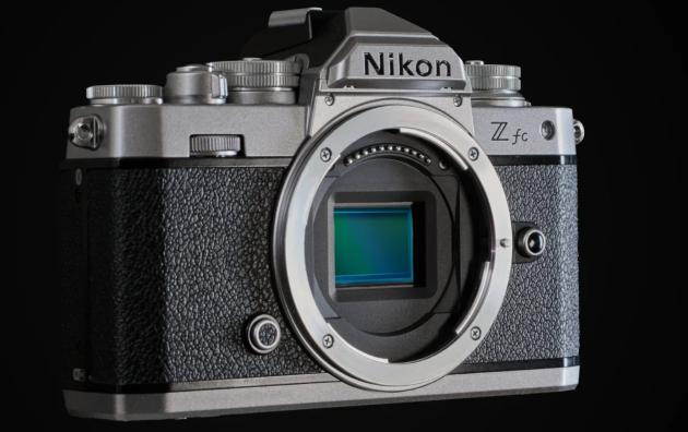 Анонсирован фотоаппарат Nikon Z fc