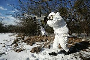Волгоградские стрелки получили винтовки «Корд-М»
