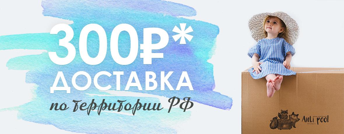 Доставка по России всего 300 руб.*