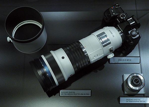 Olympus представит новую камеру в середине февраля 2020 года