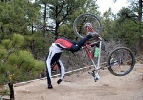 Техника катания на велосипеде: Как использовать передний тормоз