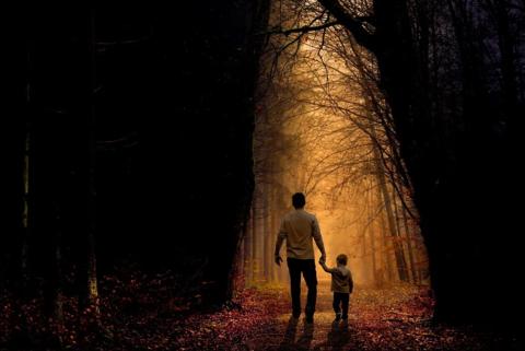 В Приморье отец с детьми ушел в лес, чтобы переждать пандемию COVID-19