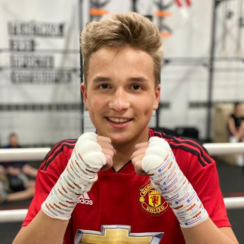 Тейпирование рук в любительском боксе