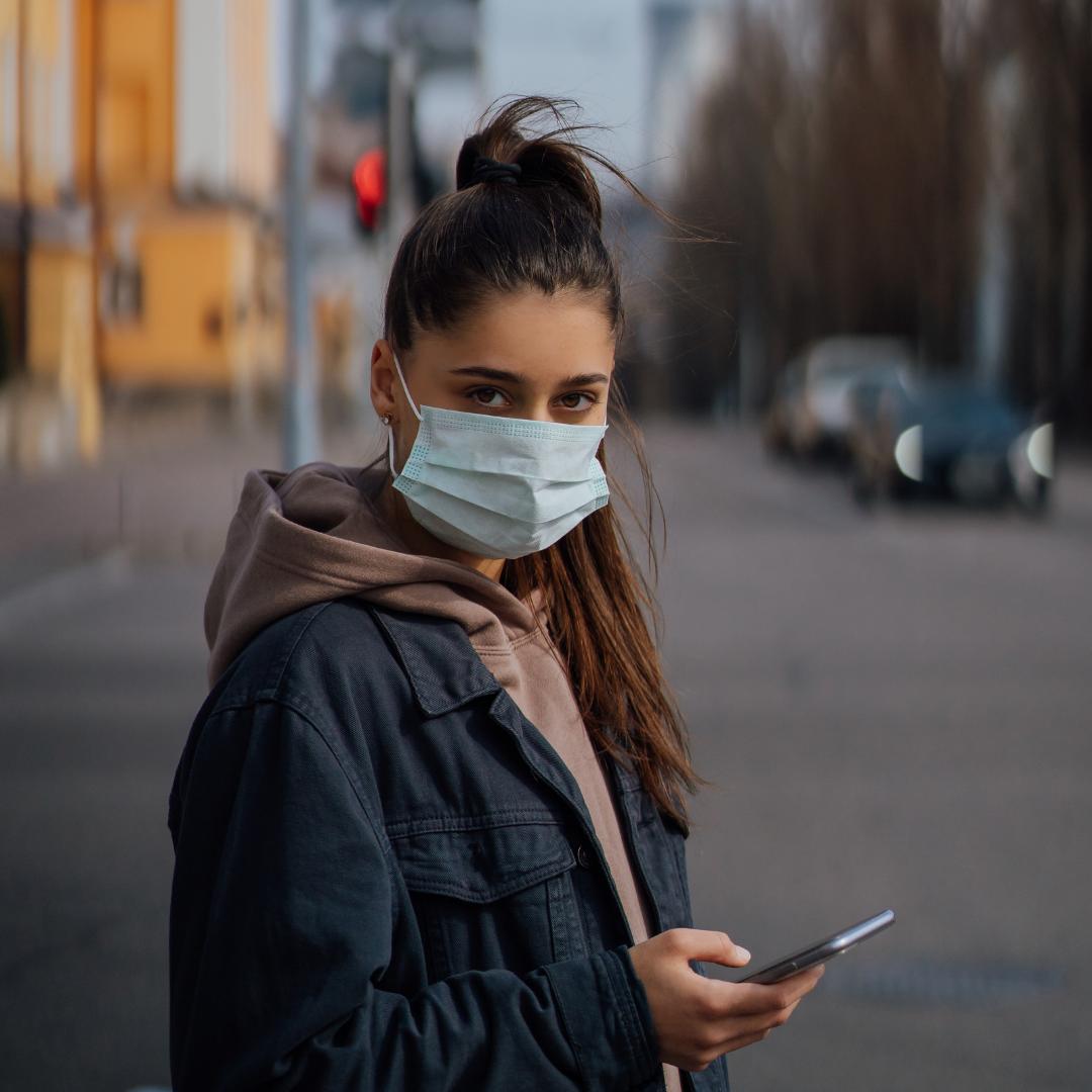 Как постоянное ношение маски отражается на коже лица