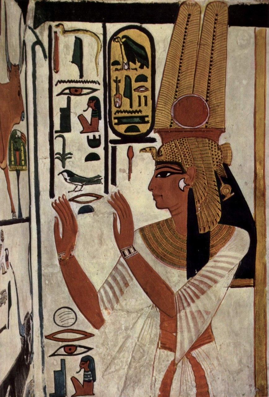 Вдохновленные Древним Египтом
