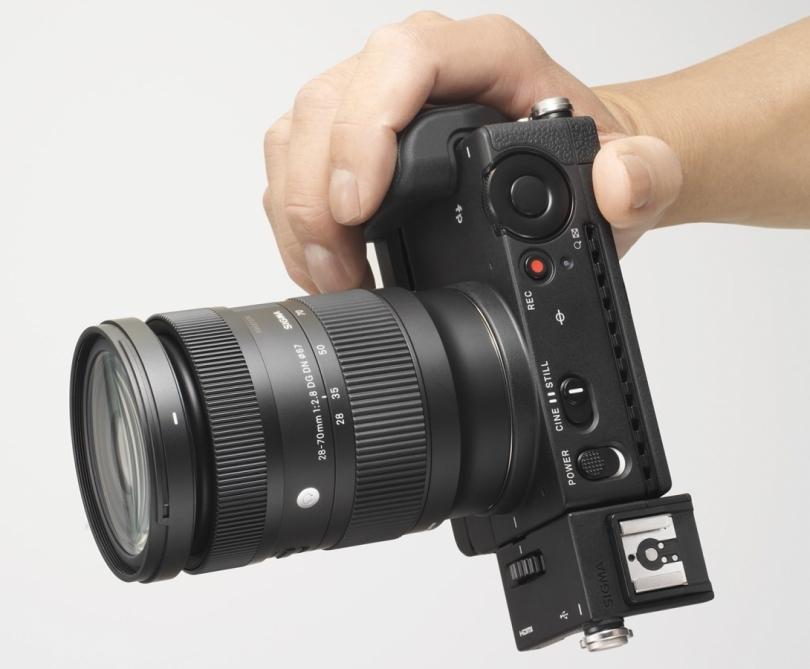 SIGMA официально представила 28-70mm F2.8 DG DN | Contemporary