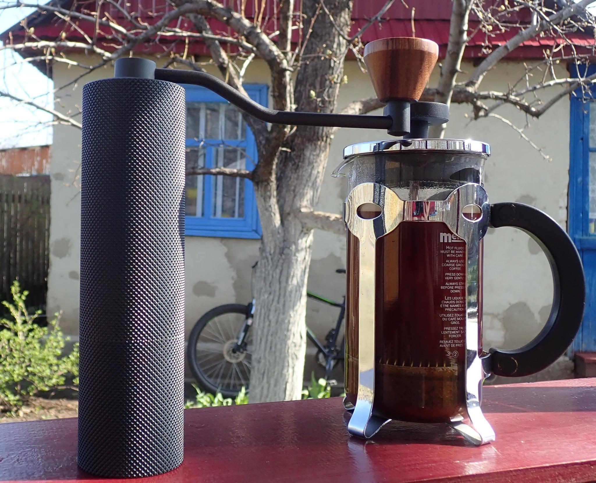 Как приготовить кофе во френч-прессе