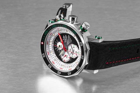 Специальная венгерская лимитированная серия часов VE Lunokhod