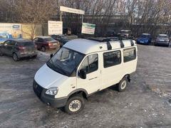 Подготовка экспедиционного автомобиля на базе ГАЗ Соболь 4х4