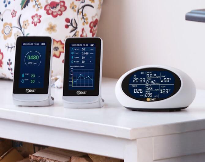 Обзор на мониторы качества воздуха Атмо