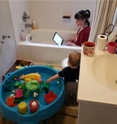 Жара: как помочь малышу, если в доме нет кондиционера?