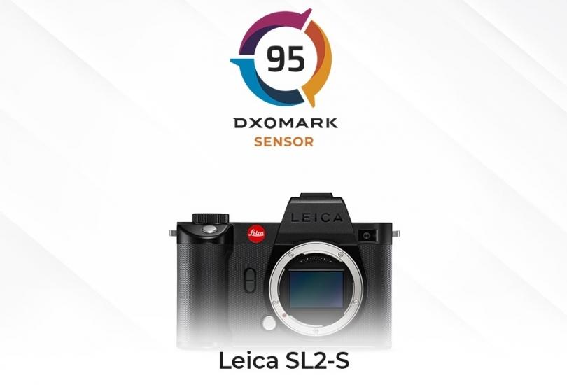 Leica SL2-S получила 95 баллов при тесте DXOMARK
