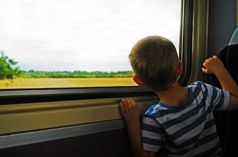 Супер-игры, чтобы занять ребёнка в машине или в поезде!