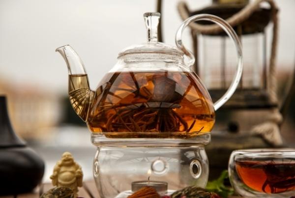 Чайный цветок - как заваривать?