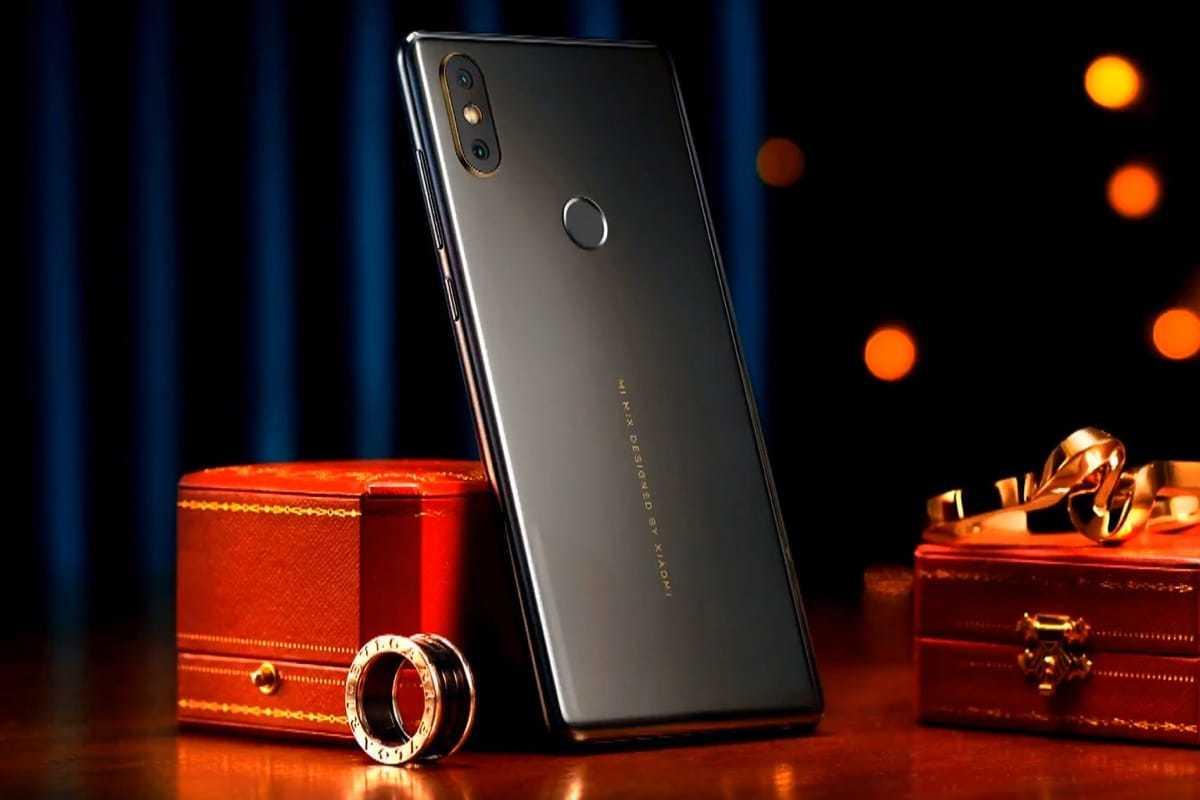 Концепт смартфона Xiaomi Mi MIX 3 засветился на видео