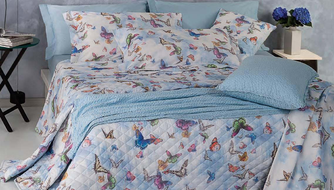 Новинки постельного белья от итальянского бренда Mirabello