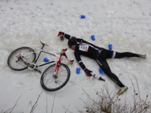 Почему циклокросс похож на пьянство