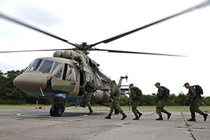 Супер-вертолет для десантников