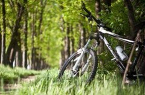Где покататься на велосипеде за городом